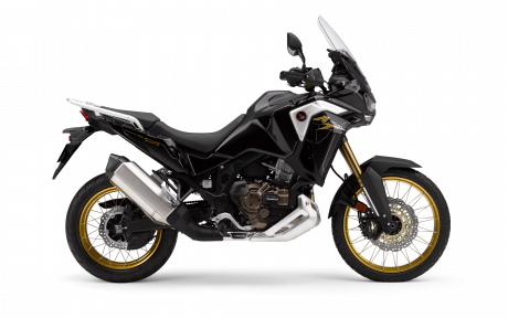 Honda AFRICA TWIN ADVENTURE SPORTS Noir Obscur métallique 2020