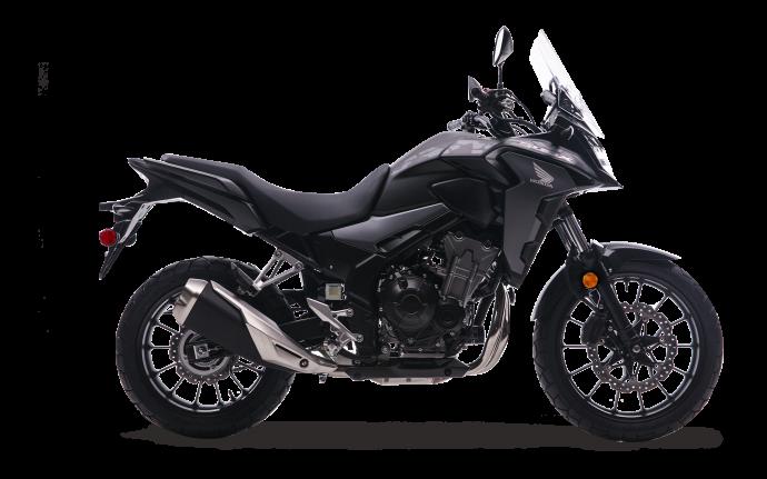 Honda CB500X Noir Mat 2020
