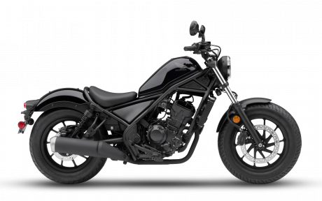 Honda REBEL 300 Noir Graphite 2020
