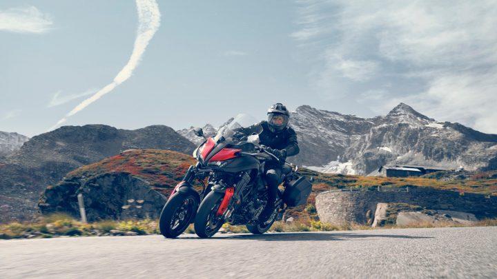 Yahama Niken GT : la moto à 3 roues repensée
